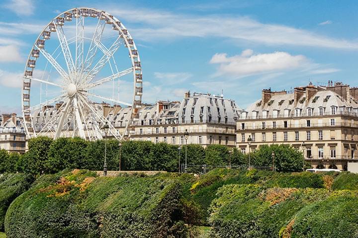 Monumentos en París