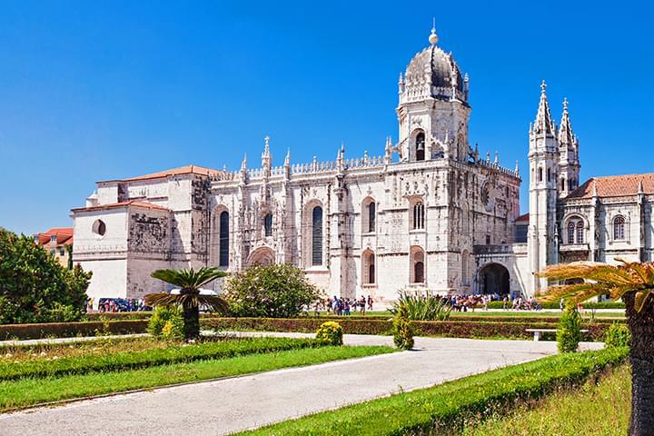 El Monasterio de los Jerónimos en Lisboa
