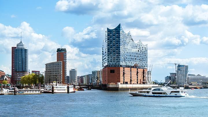 Palacio de la Opera Hamburgo