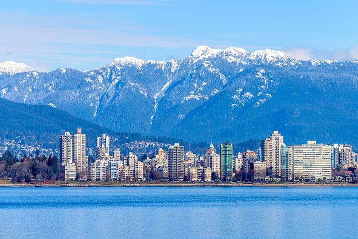 Vista de Vancouver
