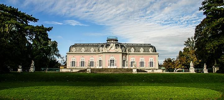 Castillo en Düsseldorf