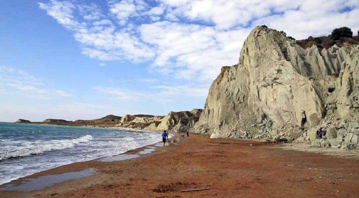 Xi Strand Kefalonia