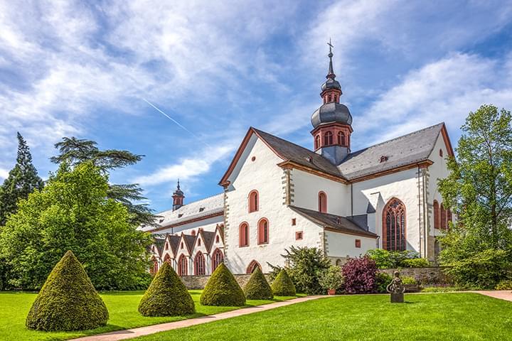 Monasterio de Eberbach