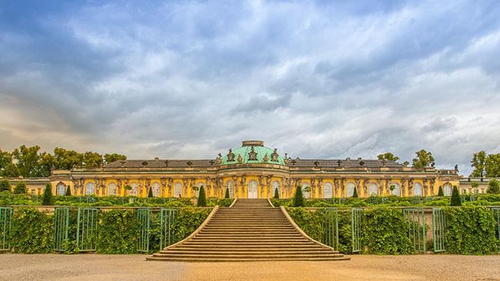 Castle Sanssouci