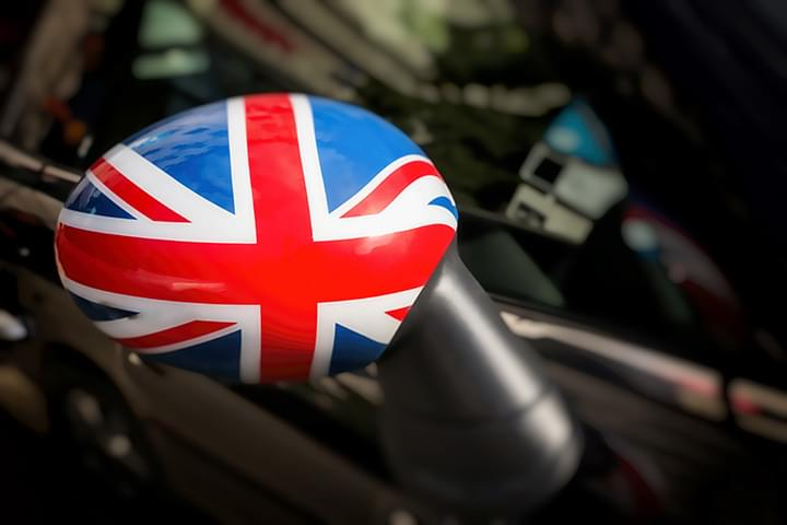 Autofahren in Großbritanien