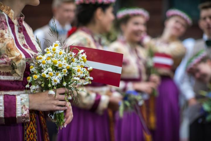 Traditionsreiches Lettland