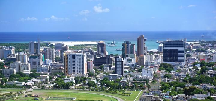 Vista de Mauritius