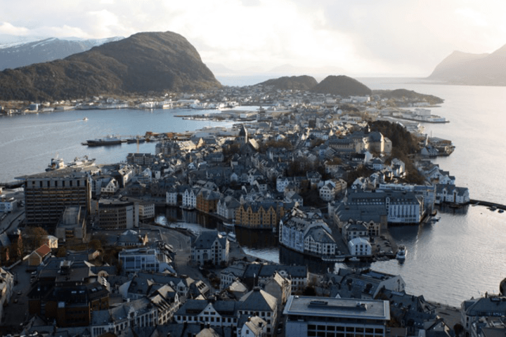 Ålesund in Norwegen