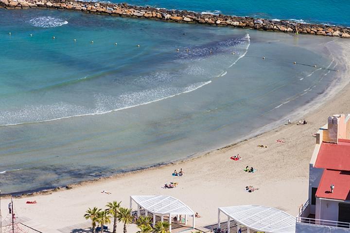 Strand Alicante