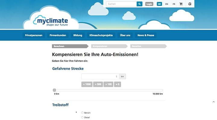 Emissionsrechner