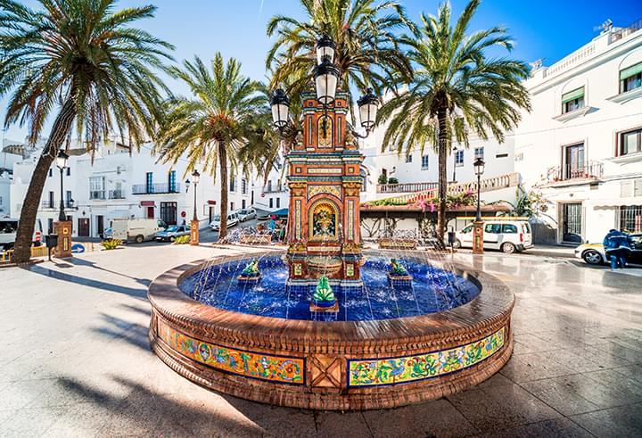 Discover the beautiful cities of Andalusia