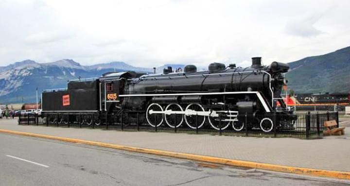 Lokomotive Kanada