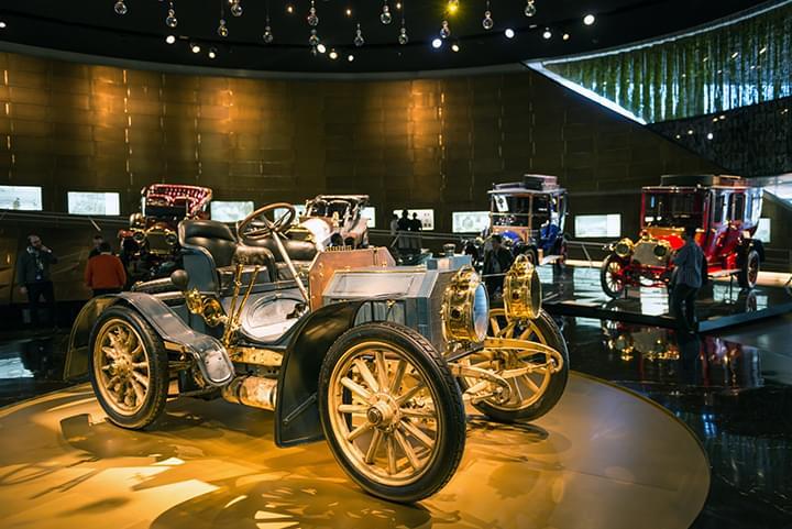 Museo Mercedez Benz