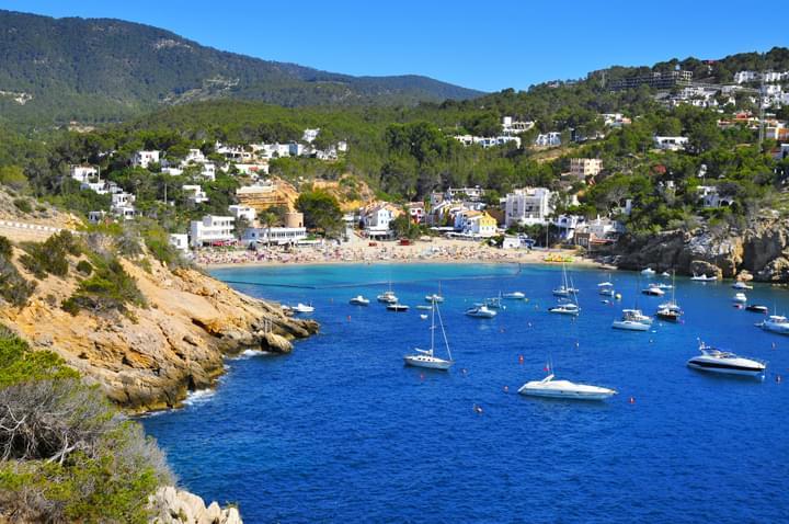 Sant Josep de Sa Talaia en Ibiza