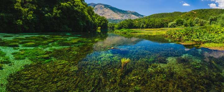 Discover Blue Eye in Albania