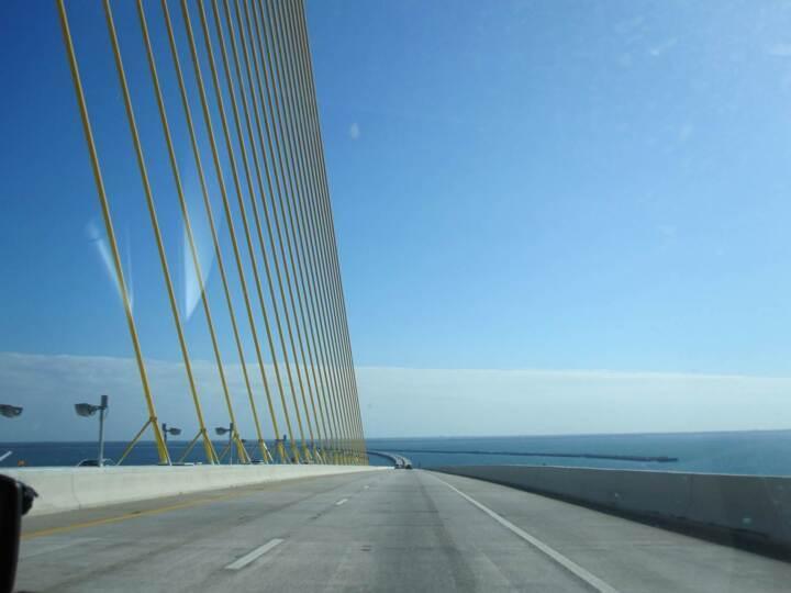 Brücke in Florida