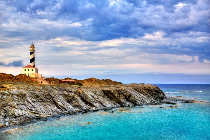 Leuchturm auf Menorca