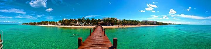 Insel Cozumel