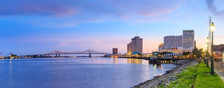 Skyline New Orleans