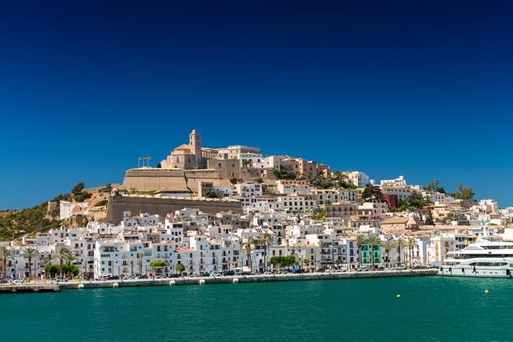 Ibiza rental car