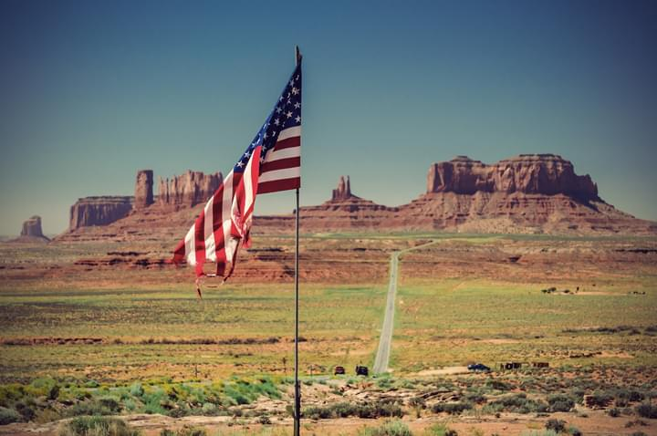 Monument Valley, Utah, Estados Unidos