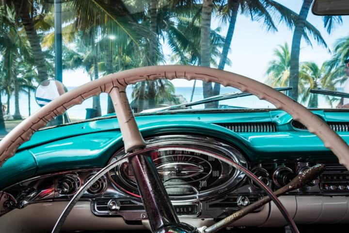 So mieten Sie den Mietwagen Kuba
