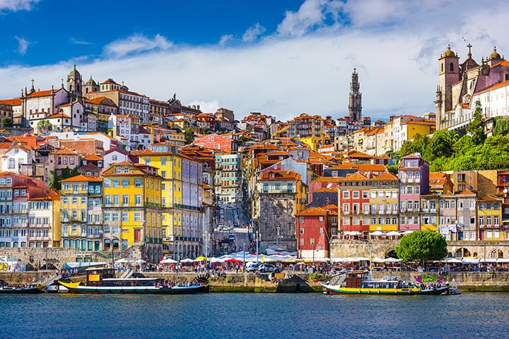 Rent a car and drive around Porto