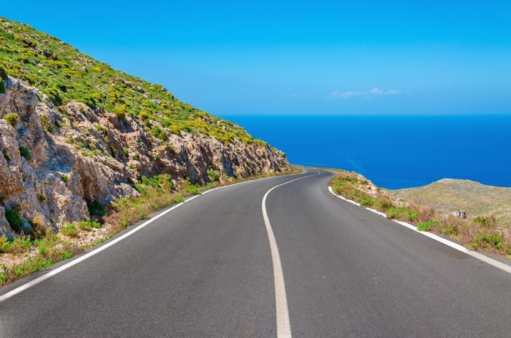 Noleggio auto sull'isola di Kos