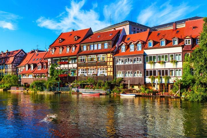 Mit dem Mietwagen in Bamberg unterwegs