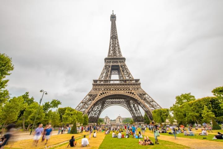 Europameisterschaft 2016 Austragungsort Paris