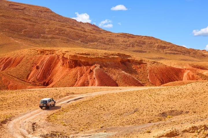 Mietwagen Agadir