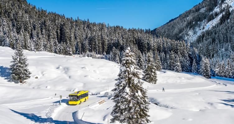 Roadtrip im Winter - Schulreise von Salzburg nach Budapest