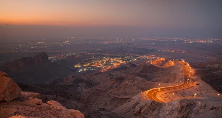 Abenteuer Arabische Emirate: Fahrerlebnis der Luxusklasse