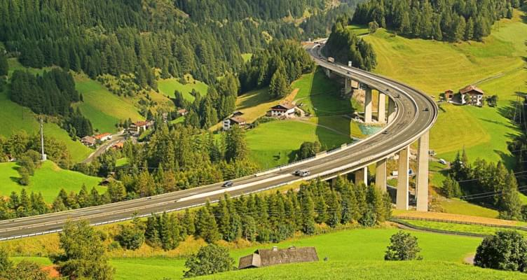 Aschaffenburg - Florenz: Roadtrip mit Hindernissen