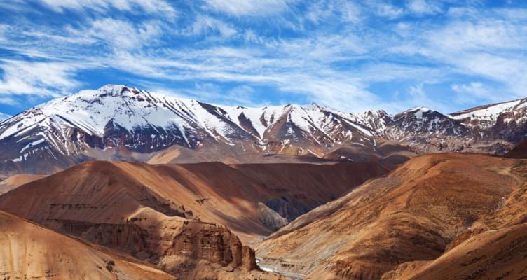 Abenteuer Indien: Über die höchstgelegenen Pässe der Welt