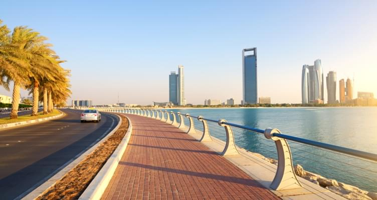 Rental car Abu Dhabi from 16 $/day - Save with the price