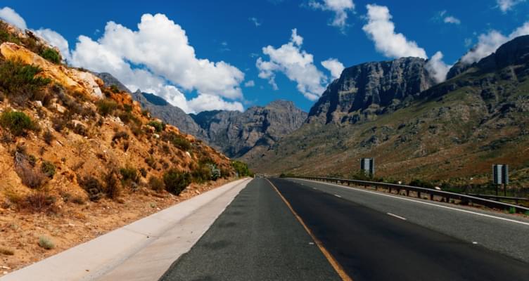 Südafrika: Als Räder uns die Welt zeigten