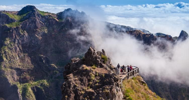 Die 5 besten Wanderwege auf Madeira