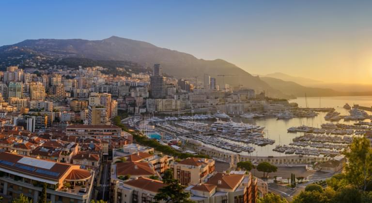 Alquiler de coches Comuna de Mónaco