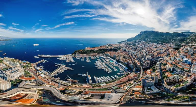 Rental Car Monaco