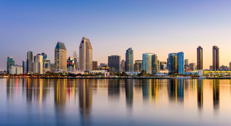 Alquiler de coches Aeropuerto Internacional de San Diego
