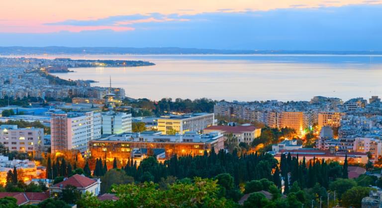Mietwagen Flughafen Thessaloniki