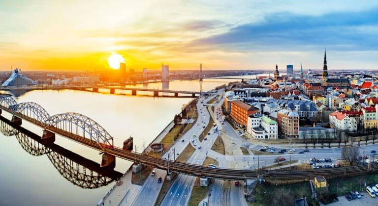 Huurauto Riga