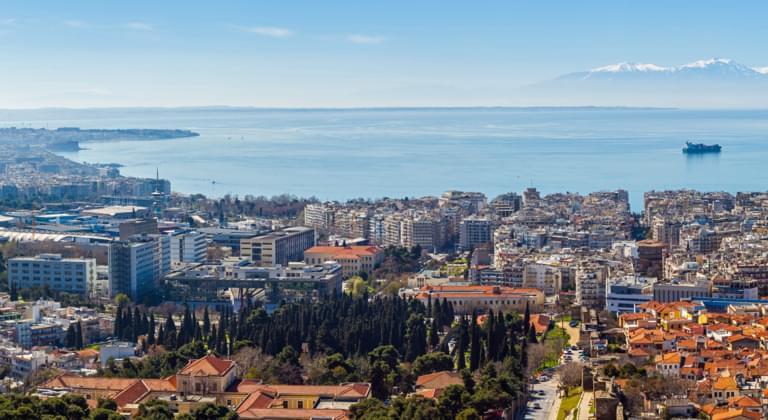 Location de voiture Thessalonique