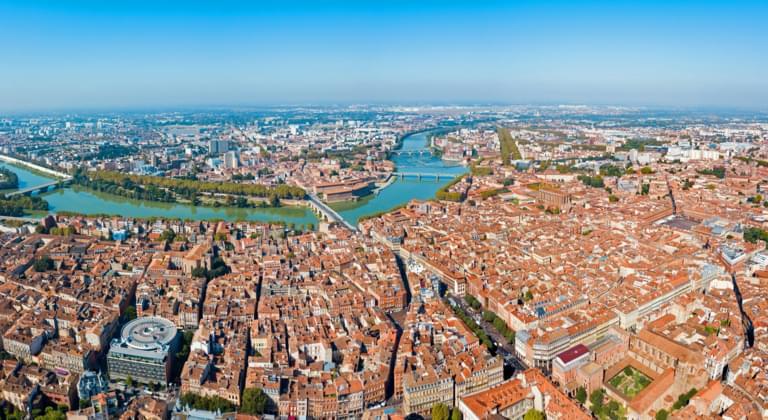 Huurauto Toulouse