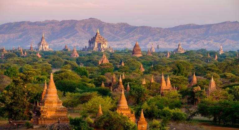 Alquiler de coches Birmania