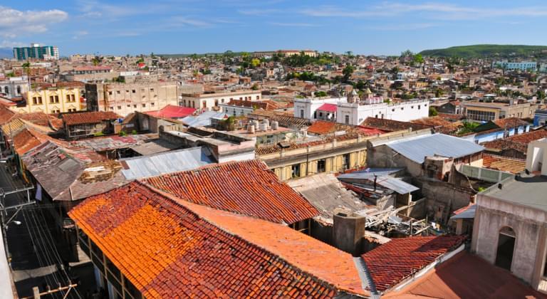 Rental Car Santiago de Cuba Province