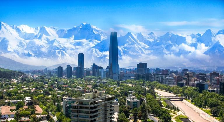 Mietwagen Santiago de Chile