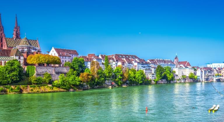Huurauto Basel