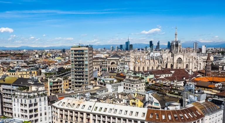 Mietwagen Flughafen Mailand-Malpensa